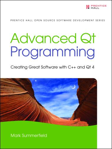Advanced Qt Programming — book
