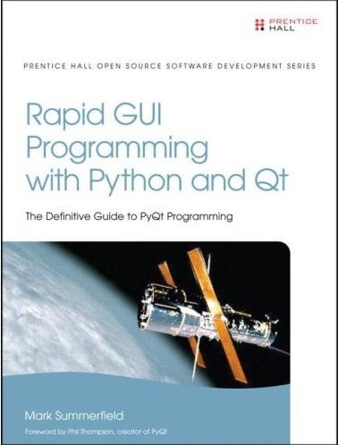 PyQt book cover
